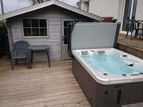 La réglementation sur l'installation d'un spa en extérieur?