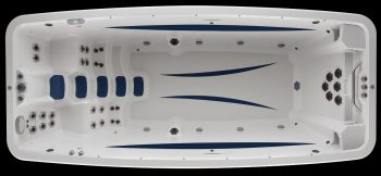 Spas de nage mono-bassin plus de 5m - Spa de nage sportif ATV17 kona